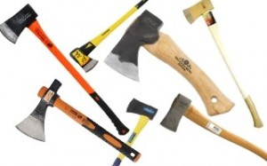 Including Felling Axes, Cleaving Axes, Hand Axes, Hatchetts and Mauls.