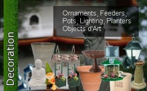 Garden Ornaments and Decoration