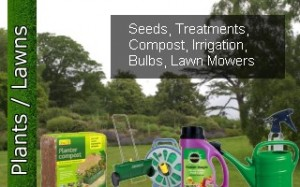 Plants and Lawns